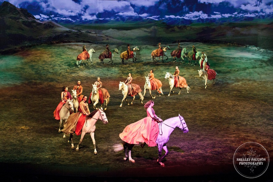Odysseo, Cavalia's New Adventure – Part 1