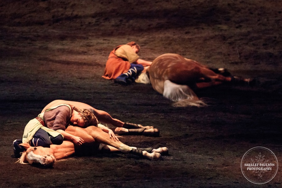 Odysseo, Cavalia's New Adventure – Part II