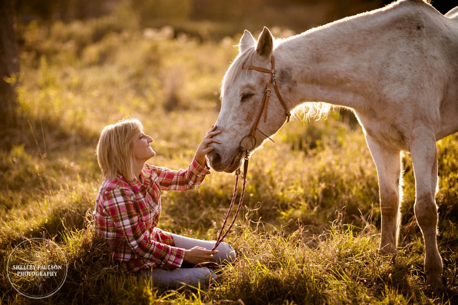 Rachel and Sahra, an Equine Remember Session