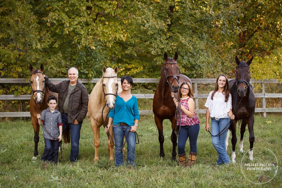 The Family that Does Horses Together…Meet the Rolds
