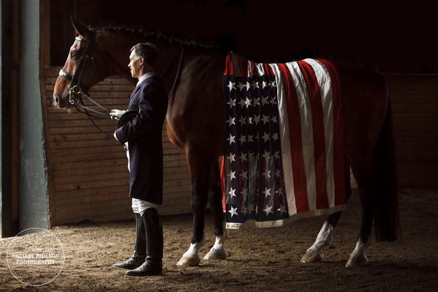 Jim Koford and Rhett – A US Dressage Dream Team