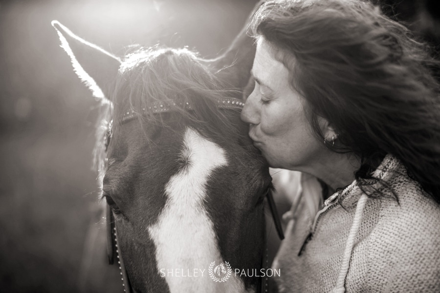 Mother Daughter Equine Photos Minnesota