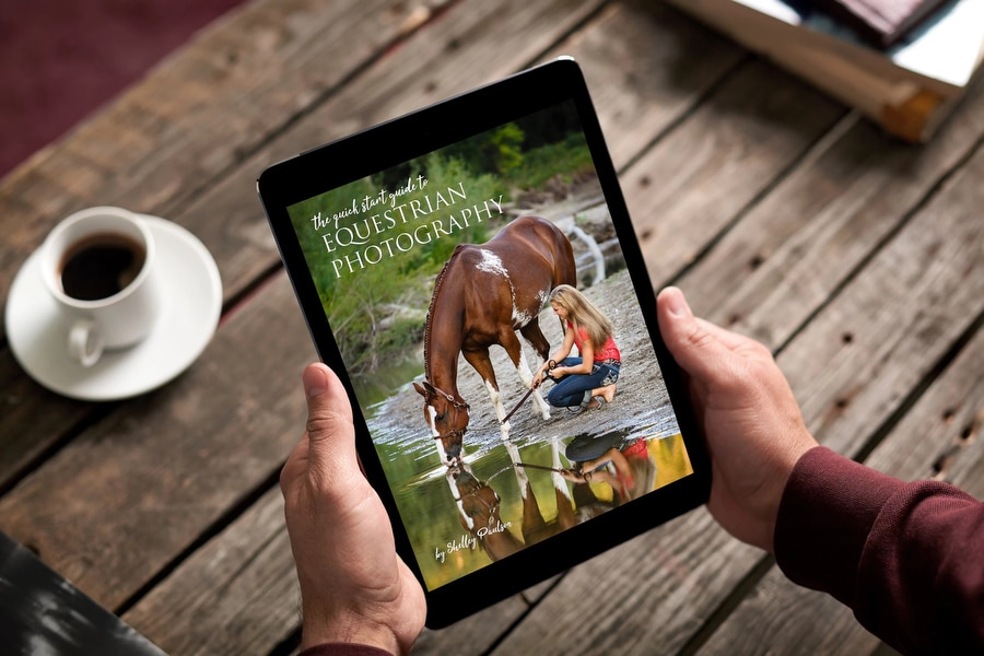 New eBook – The Quick Start Guide to Equestrian Photography