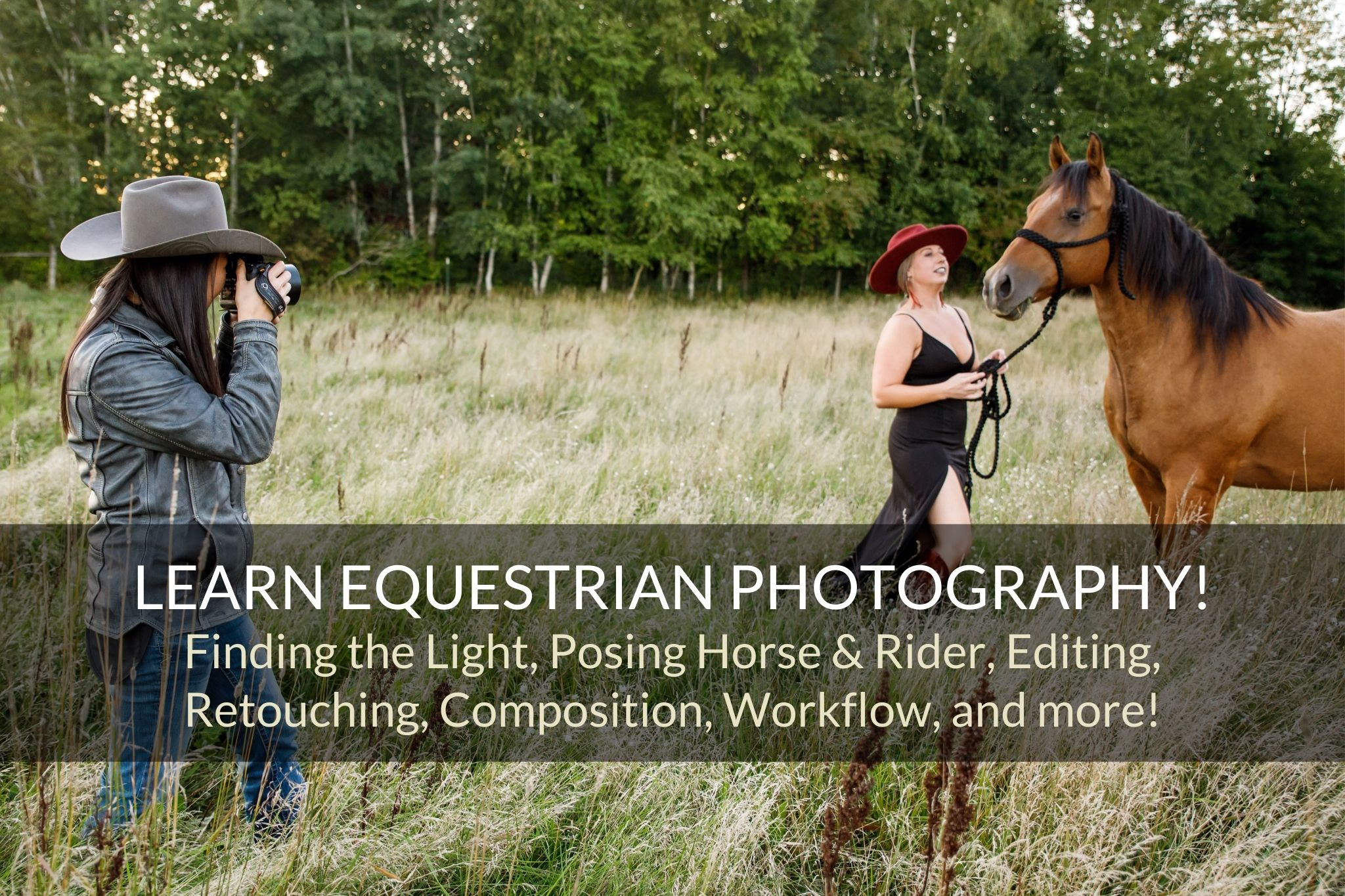 """Apply Now for the """"Wings"""" Equestrian Photography Mentorship"""