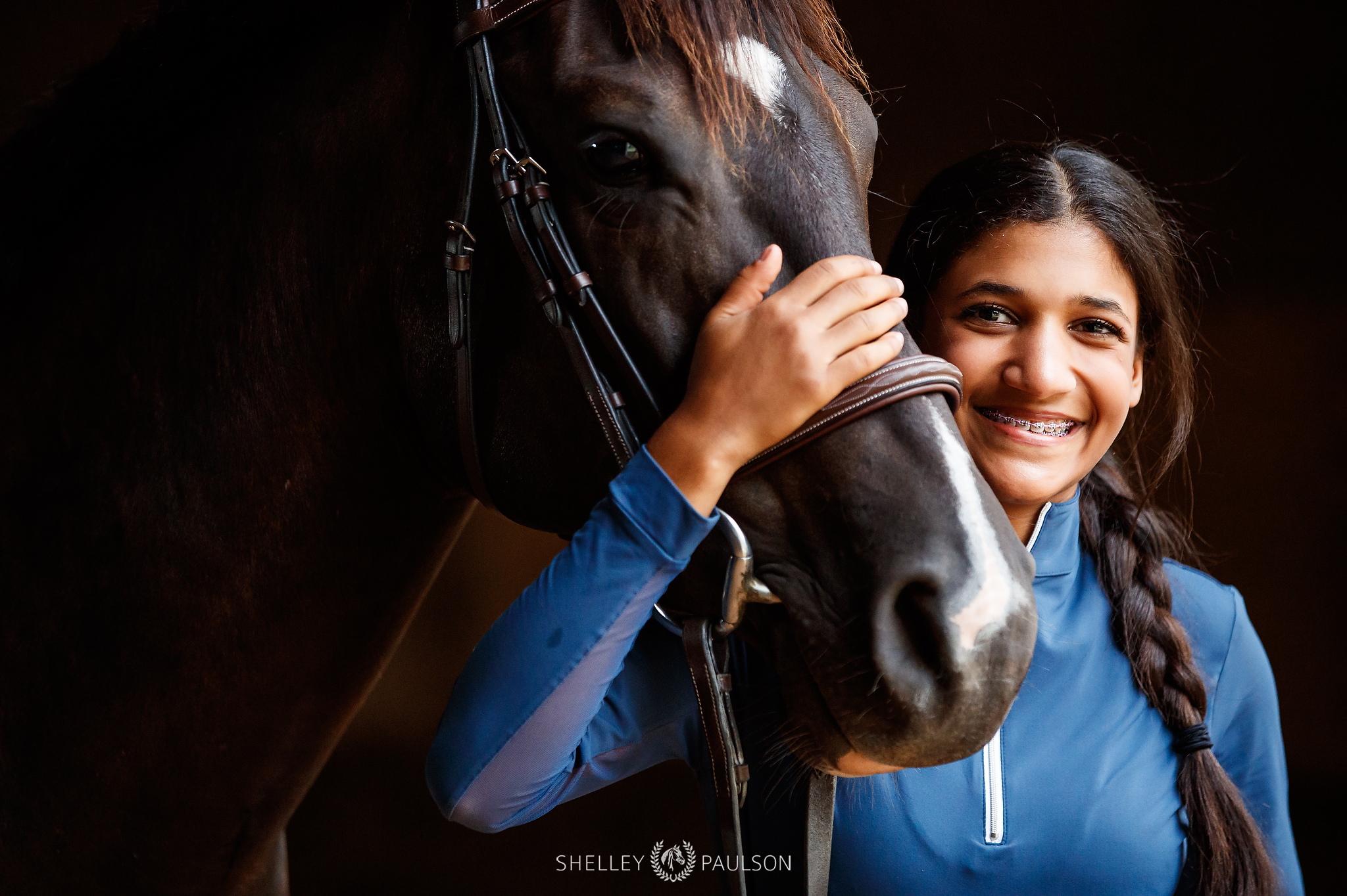 Equestrians of Color Project – Navina Harris